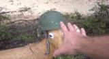 Стрела и шлем: эксперименты