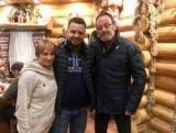 Жан Рено прибув в Україну для зйомок фільму