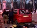 У центрі Донецька вибухнув автомобіль, - ЗМІ