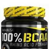 Важлива інформація про 100% BCAA BioTech USA (400 г)