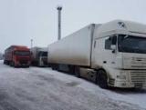 Негода в Україні: У Запорізькій обл. зняли обмеження на рух транспорту по трасах державного значення