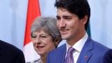 Может в Канаду после выходе Великобритании из ЕС торговых переговоров