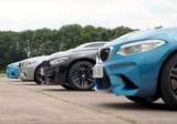 Кто кого: четыре очень быстрых BMW на прямой
